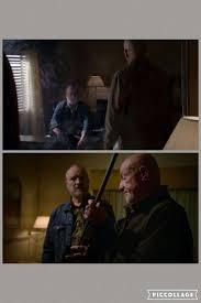 Mike Breaking Bad Tv Time Better Call Saul S02e04 Gloves Off Tvshow Time