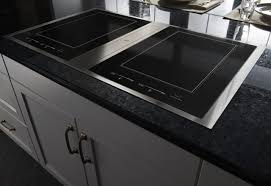36 Induction Cooktop With Downdraft Jenn Air Induction Downdraft Electric Cooktop Jid4436es