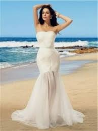 strapless simple beach wedding dresses naf dresses