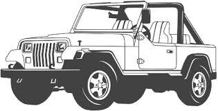 safari jeep front clipart jeep wrangler clipart clip art library