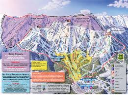 Map Of Colorado Ski Resorts by Top 5 The Best Under The Radar Ski Resorts In North America