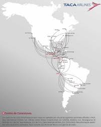 United International Route Map by Taca Airlines Ta Find Taca Airlines Flights And Deals U2013 Cheapoair