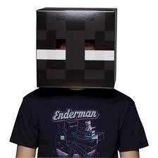 Enderman Halloween Costumes Halloween Minecraft Enderman Head Target