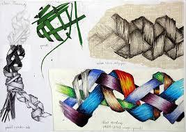 Art And Design Gcse International Gcse Art Sketchbook Coursework Project 98