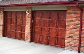 natural design faux wood garage doors painting in faux wood back to painting in faux wood garage doors