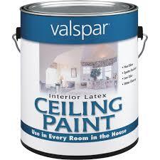 valspar latex flat ceiling paint walmart com