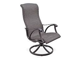 Swivel Rocker Patio Dining Sets Audacious Sling Outdoor High Aluminum Swivel Rocker Ideas Swivel