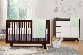 Espresso Convertible Crib by Babyletto Hudson 3 In 1 Convertible Crib Kids Furniture In Los