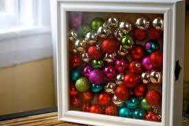 ornament shadow box