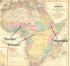 africa map eritrea the migration of place names africa libya eritrea