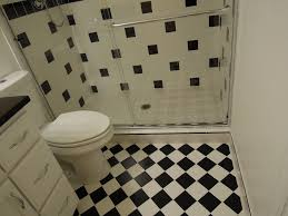 black and white checkered tile bathroom thesouvlakihouse com