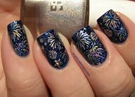 70 best new years nails images on pinterest make up new year u0027s