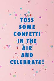 diy confetti streamers streamers confetti and happy birthday