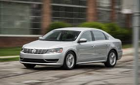 volkswagen passat coupe vw passat to get major updates for 2016 u2013 news u2013 car and driver
