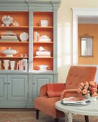 orange rooms martha stewart