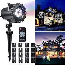 hottly led light projector 2017 newest version bright