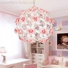 Ball Chandelier Lights U0027s Bedroom Flower Chandelier Lights Kids Lamp Com