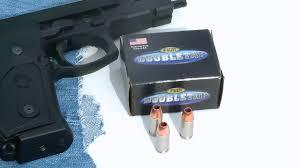 Barnes Tac Xpd 45 Acp Doubletap U0027s 9mm 80gr Barnes Tac Xp Gel Test Youtube