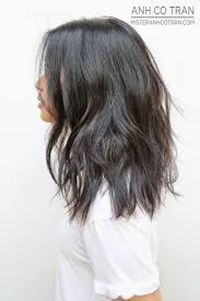 layered long haircut with height on top best 25 long lob ideas on pinterest long lob haircut lob 2017