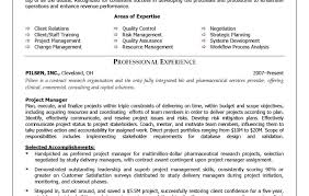 sle project manager resume project management resume format exles of resumes manager sle image