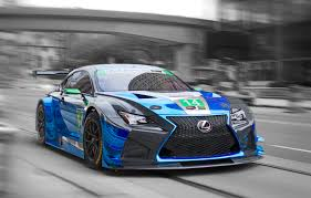 lexus rcf wallpaper lexus shifts rc f gt3 focus to 2017 with two car program