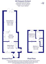2 bedroom detached house for sale in 60 chequers orchard iver