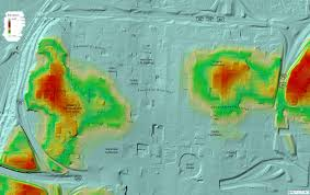 Map Of Kansas City Topography Kc Mapping U0026 Gis
