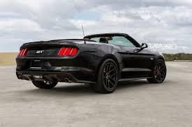 Black 04 Mustang Gt Ford Mustang Gt Vert Velgen Wheels Vmb5 Gloss Black 20x9