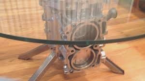 coffe table new how to make an engine block coffee table style