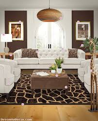 decorating with a modern safari theme african safari themed living room amazing for fantastic design for