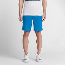 light blue nike shorts fashion mens golf shorts nike modern fit washed light blue navy