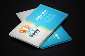 Free Business Card Designs Templates Clean And Elegant Free Business Card Template For Fitness