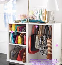 How To Make A Sling Bookcase 82 Best Bag Storage Images On Pinterest Organization Ideas