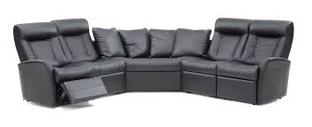 palliser banff ii ma sectional with power recliners