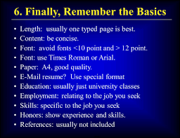 Best Resume Length by English Writing Lecture 8 Resume Workshop John E Clayton Nanjing