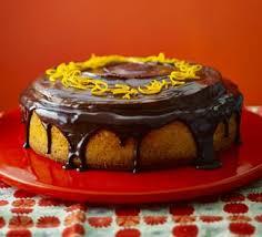 chocolate orange marble cake recipe bbc good food