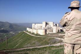 Krak Des Chevaliers by Syria Crusader Castle Recaptured By Government Forces Time Com