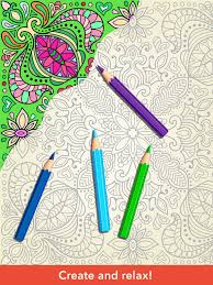 zen coloring book adults app store