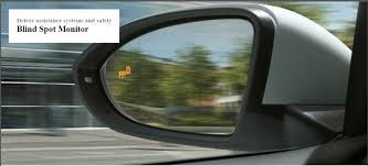 Blind Spot Mirror Where To Put 2018 Volkswagen Atlas Driver Assistance Technology Low Country