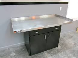 stainless steel workbench cabinets the turbo garage garage cabinets and workbenches