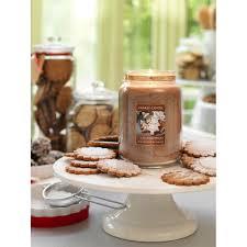 yankee candle iced gingerbread cookie large jar yankee