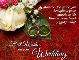 wedding wishes to a wedding wishes and messages 365greetings