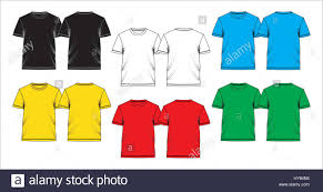 design template t shirt blank stock vector art u0026 illustration