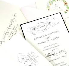 how to address wedding invitations without inner envelope wedding invitation etiquette addressing envelopes emily post