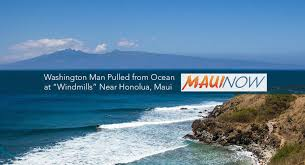 Washington snorkeling images Maui now washington man dies in waters near honolua maui jpg