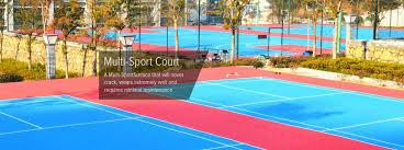 multi sports court backyard multi sport court multi sport court