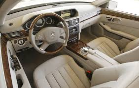 mercedes benz e class interior mercedes benz 2010 e class sedan loaded with luxury new on