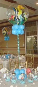 balloon centerpiece balloons of island balloon centerpieces commack ny