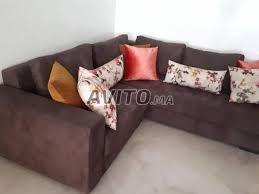 canapé l mise en vente d un canapé l à vendre à dans meubles et décoration