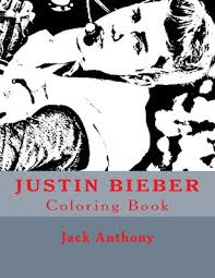 justin bieber coloring book art coloring books jack anthony